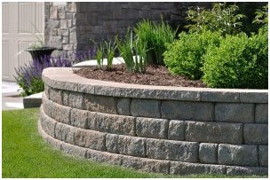 Residential Stone Wall Design Ideas D Kyle Stearns Contracting Inc