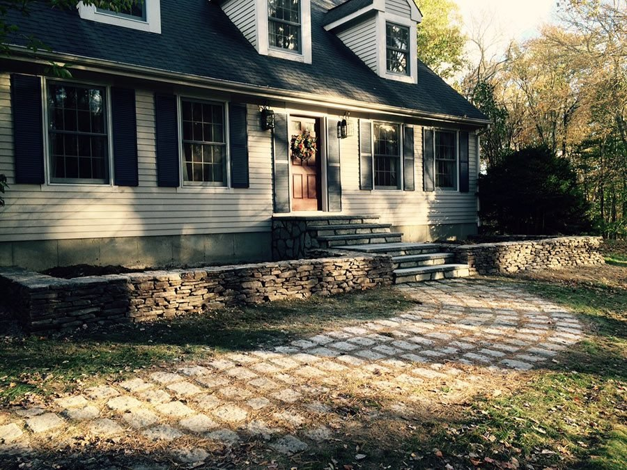 Landscaping Contractor Tolland CT