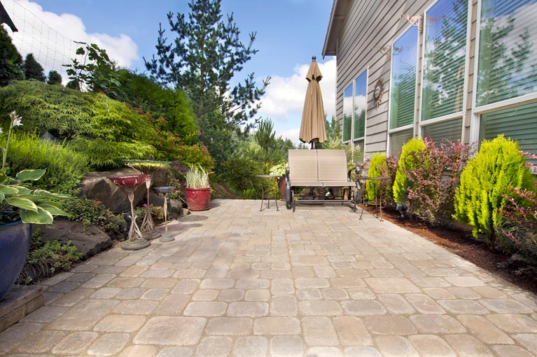 Landscaping for Patios – Coventry CT