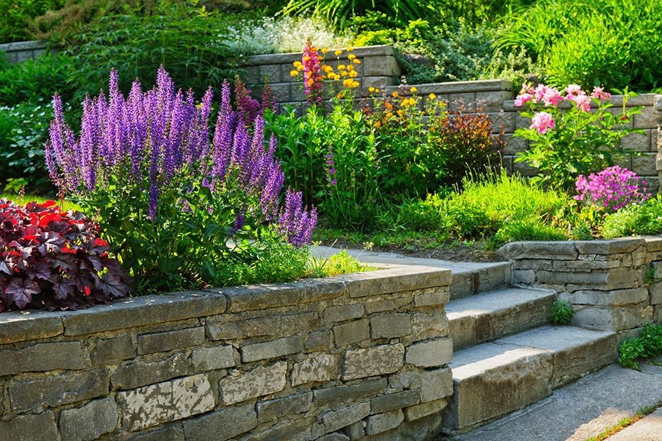 Landscaping and Retaining Walls – Storrs CT