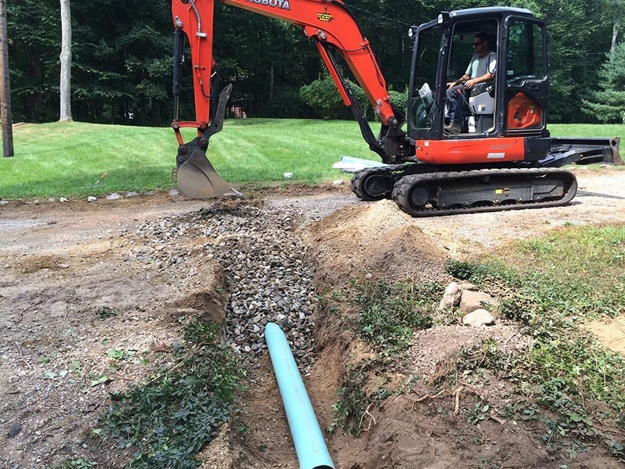 Five-Star Drainage and Septic Services – Storrs CT