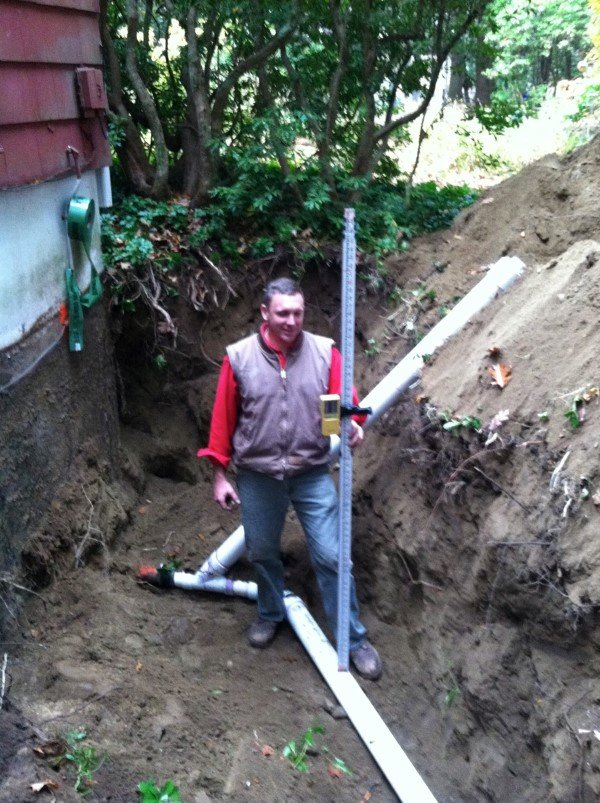 drainage contractors for basement flooding