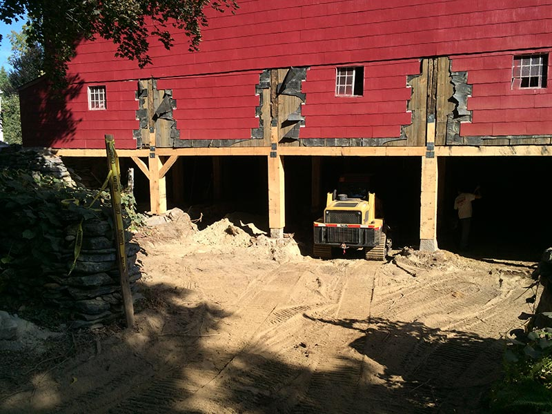 Excavation – Stonington CT