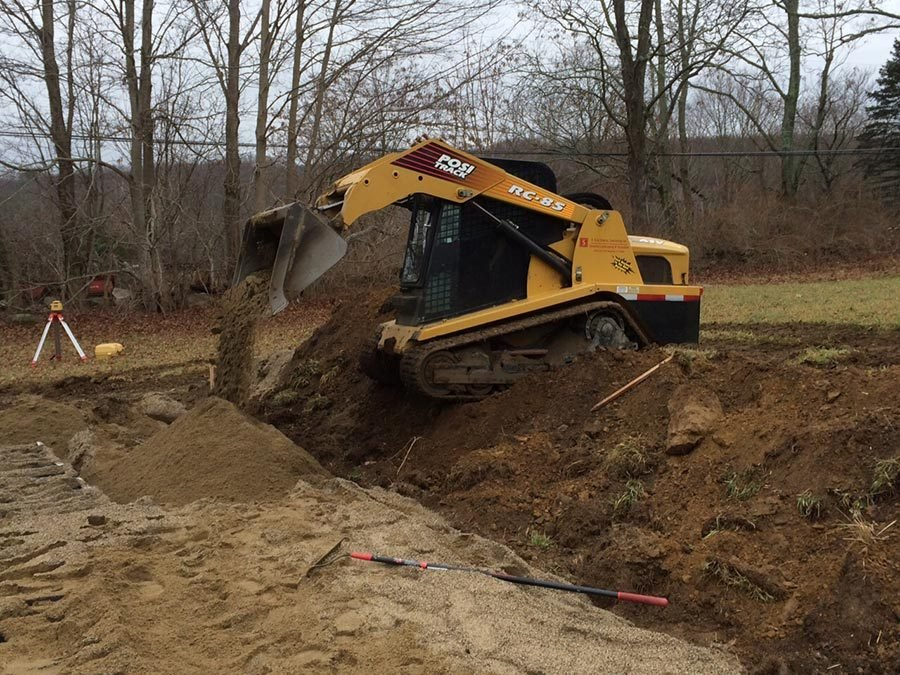 Excavation and Grading – Mystic CT
