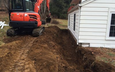 Catch Basin Drains – Tolland County CT