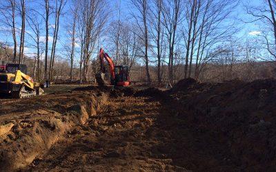 Leach Field Contractor – Tolland County CT