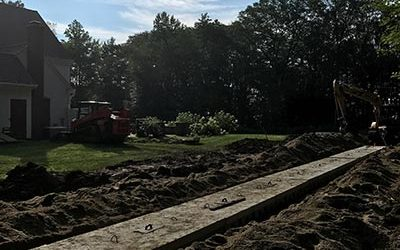 Septic Drainage – Coventry CT