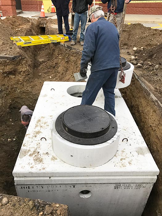 Commercial Septic Contractor Eastern Ct D Kyle