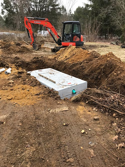 septic contractor eastern ct