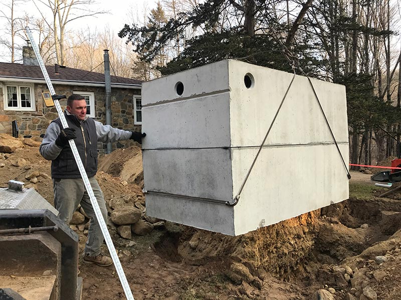 Septic Inspector and Installer Columbia CT