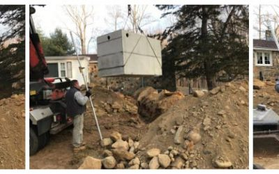 Septic System Installation – Tolland CT