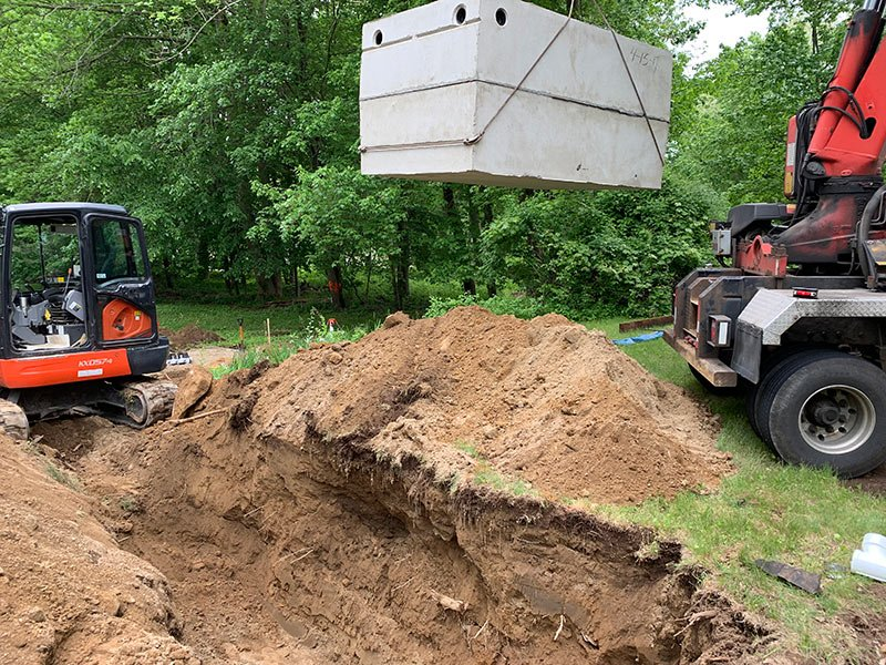 columbia ct septic installation